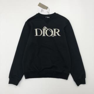 Dior - DIOR AND JUDY BLAME☆オーバーサイズ 裏起毛 スウェット S