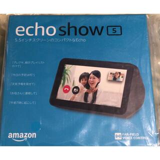 ECHO - Echo Show 5 エコー スマートディスプレイwith Alexaアマゾン