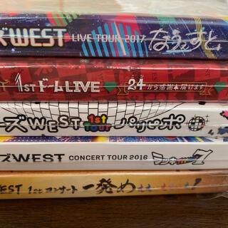 ジャニーズWEST - ジャニーズWEST ライブ 初回仕様 Blu-ray ブルーレイ