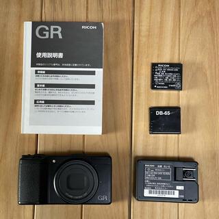 リコー(RICOH)のリコー RICOH GR DIGITAL(コンパクトデジタルカメラ)