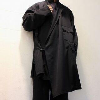 Yohji Yamamoto - yohji yamamoto pour homme 袈裟ギャバジャケット