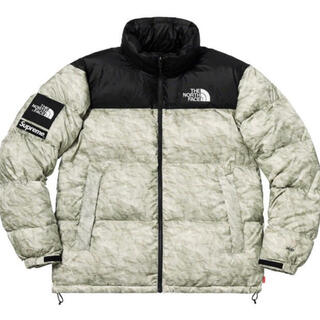 Supreme - The North Face®Paper Print Nuptse Jacket