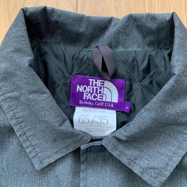 THE NORTH FACE(ザノースフェイス)のTHE NORTH FACE PURPLE LABEL ブルゾン メンズのジャケット/アウター(ブルゾン)の商品写真