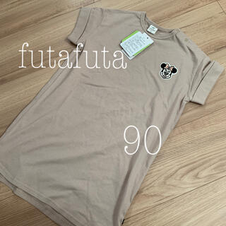 futafuta - futafuta ミニー チュニック tシャツ 90