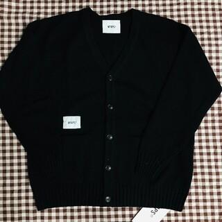 W)taps - Wtaps palmer sweater Black 2 ニット/セーター