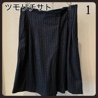 ツモリチサト(TSUMORI CHISATO)のTSUMORI CHISATOツモリチサト  ストライプパンツ (サルエルパンツ)