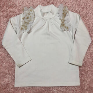 スキップランド(Skip Land)の難あり スキップランド 110センチ カットソー ロンT 長袖 タートルネック (Tシャツ/カットソー)