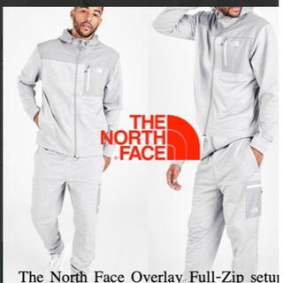 THE NORTH FACE - 【TheNorthFace】OVERLAY HOODIE CARGO 上下セット