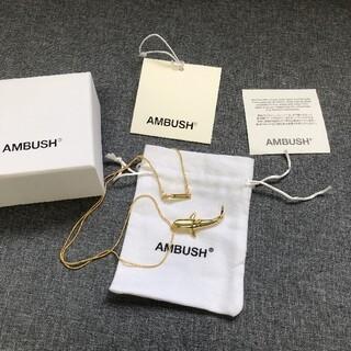 アンブッシュ(AMBUSH)のambush ネックレス(ネックレス)