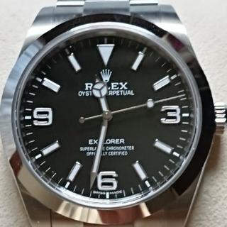 ROLEX - [値下げ]ロレックス エクスプローラー1 214270 現行品(新ギャラ)