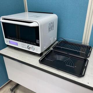 東芝 - 美品 東芝スチームオーブンレンジ  300℃石窯ドーム ED-ND300w