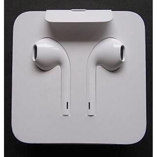 アップル(Apple)のiPhone Xs 純正 イヤフォン (ストラップ/イヤホンジャック)
