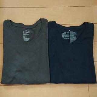MUJI (無印良品) - 無印良品 長袖Tシャツ セット