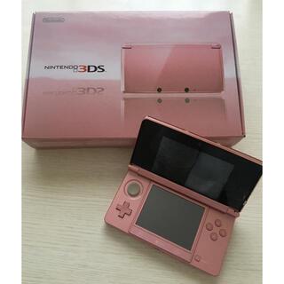 ニンテンドー3DS - Nintendo 3DS 本体 ミスティピンク