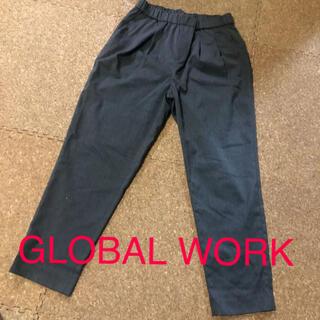 GLOBAL WORK - GLOBAL WORK  テーパード スラックス最終値下げ