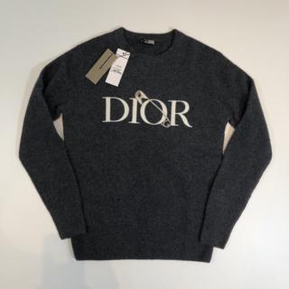 Dior - DIOR AND JUDY BLAME コラボ ピン ウール セーター M