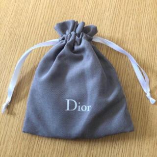 Dior - Dior♡巾着ポーチ