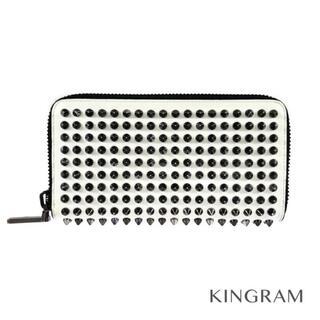 クリスチャンルブタン(Christian Louboutin)のクリスチャンルブタン ラウンドジップ  レディース財布(財布)