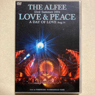 THE ALFEE  LOVE & PEACE A DAY OF LOVE