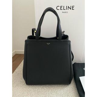celine - セリーヌ スモールフォールドカバ ブラック