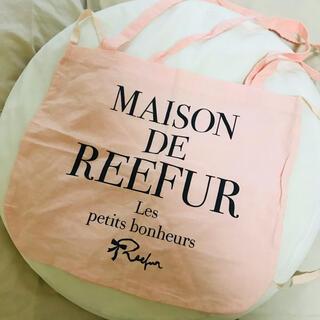 Maison de Reefur - MAISON DE REFUR 新品 未使用品 ショッパーバッグ エコバッグ