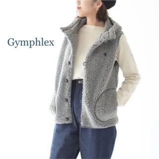 ジムフレックス(GYMPHLEX)のジムフレックス ボア ベスト(ベスト/ジレ)