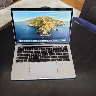 Mac (Apple) - macbook pro 2018 i7/16gb/512gb アップルケア