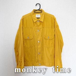 monkey time モンキータイム シャツジャケット