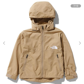 THE NORTH FACE - 新品★ノースフェイス コンパクトジャケット キッズ 100★