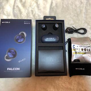 ノーブル(Noble)のNoble FALCON 完全ワイヤレスイヤホン Bluetooth 付属品付き(ヘッドフォン/イヤフォン)