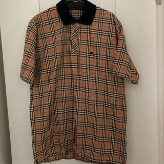 BURBERRY - バーバリー バーバリーズ 半袖  ポロシャツ シャツ Tシャツ M メンズ