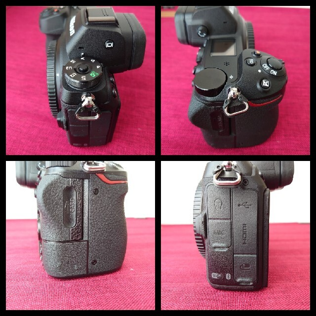 Nikon(ニコン)のNikon Z6 ボディ スマホ/家電/カメラのカメラ(ミラーレス一眼)の商品写真