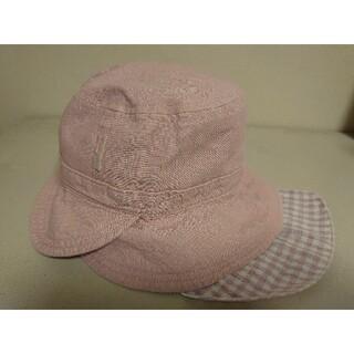 コンビミニ(Combi mini)のコンビミニCombimini 帽子3WAYハット48cm日よけ(帽子)