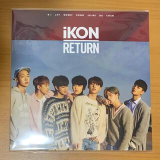 iKON - iKON RETURN CD アルバム