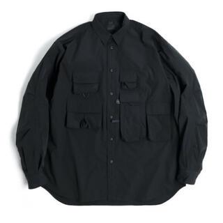 ダイワ(DAIWA)の【新品未使用】DAIWA PIER39 シャツ ダイワ 黒 M(シャツ)