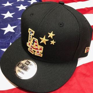 ニューエラー(NEW ERA)のNew Era MLB American Flag LA ニューエラキャップ(キャップ)