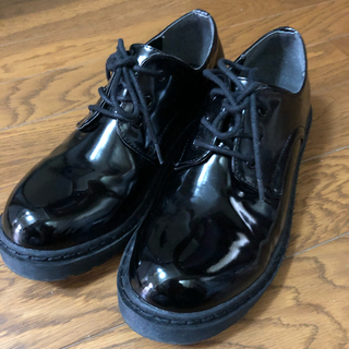 WEGO - 靴 レディース ローファー 黒 ブラック