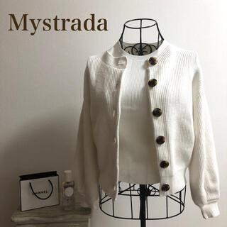 Mystrada - Mystrada★マイストラーダ★ニットカーディガン