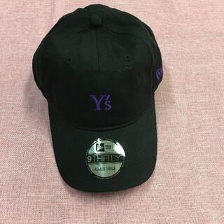 Yohji Yamamoto - Yohji Yamamoto キャップ 刺繍