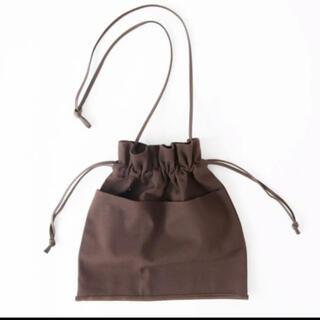 SeaRoomlynn - ECO LEATHER-LINE 巾着BAG