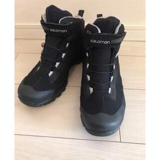 サロモン(SALOMON)のサロモン スノーブーツ 防水 靴 27cm メンズ 雪 ブーツ スノーボード(ブーツ)
