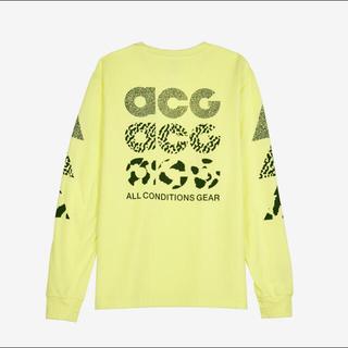 NIKE - 【希少アイテム】ACG  サーマルロングスリーブ サイズL