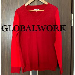 GLOBAL WORK - グローバルワーク セーター