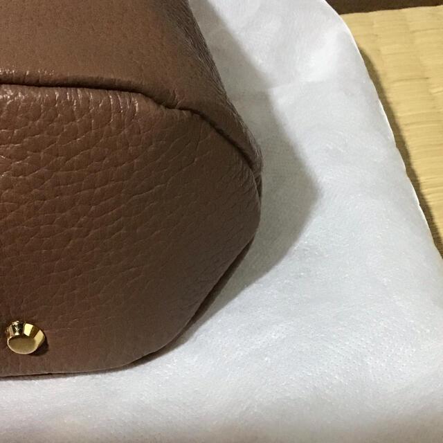 ATAO(アタオ)のATAO チヴィ  ココア レディースのバッグ(ショルダーバッグ)の商品写真