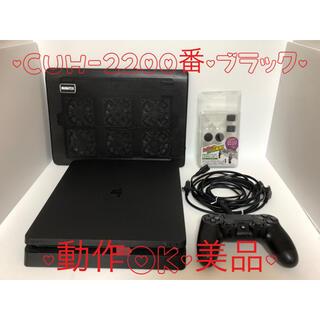 PlayStation4 - 【美品・動作確認済】ps4 本体 2200 PlayStation®4