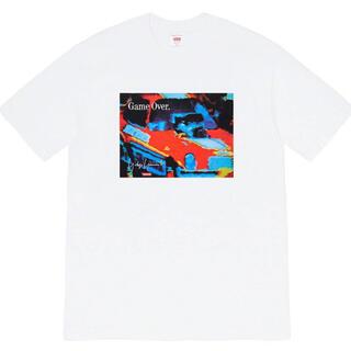 シュプリーム(Supreme)のSupreme Yohji Yamamoto Game Over Tee(Tシャツ/カットソー(半袖/袖なし))