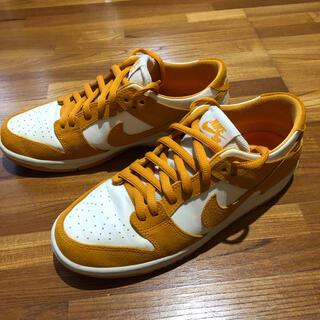 NIKE - NIKE SB DUNK LOW PRO サーキットオレンジ