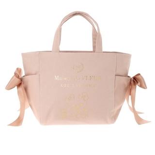 Maison de FLEUR - メゾンドフルールコラボ♡コリラックマ  トートバッグ(ベージュ)新品未使用