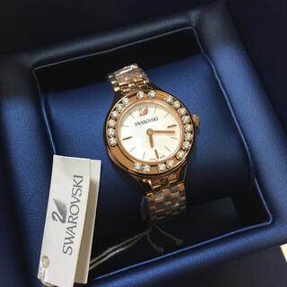 スワロフスキー(SWAROVSKI)の新品 スワロフスキー 腕時計 レディース 稼働中(腕時計)