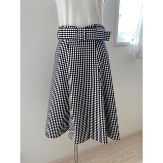 Noela - Noela(ノエラ)  ギンガムチェック スカート mサイズ